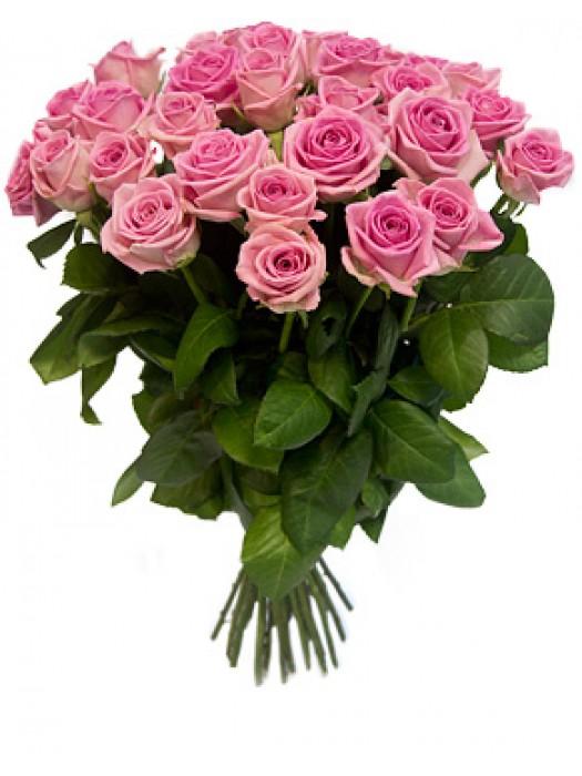 Букет от Розови Рози на евтина цена от 29.99 лв.