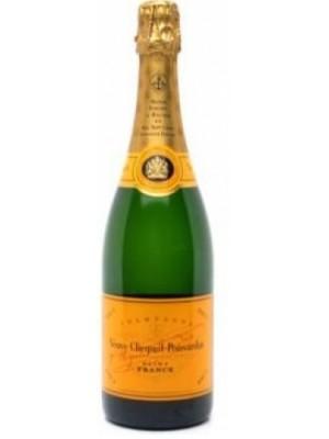 Шампанско Вьов Клико брут 0.75 л. в изискана подаръчна кутия