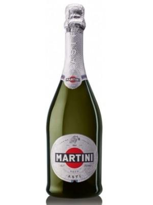 Пенливо вино Мартини Асти 0.75 л. в изискана подаръчна кутия