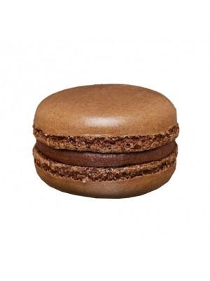 Елегантен вкусен Френски макарон шоколад в изискана и луксозна кутия