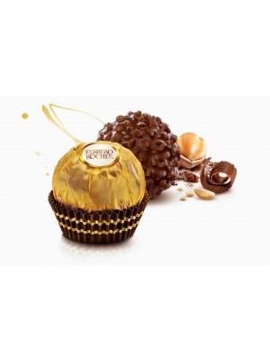 12 НЕУСТОИМИ БОНБОНА Ferrero Rocher В ИЗИСКАНА И СТИЛНА ОПАКОВКА