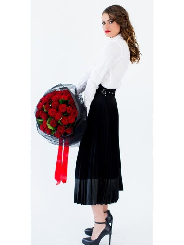 Доставка на цветя - Букет от 51 Червени Рози - на невероятна цена